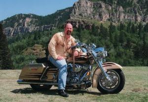 Michael F. Guilford | Motocicleta